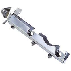 Soporte tubo 12mm.cromo 5 doble frente