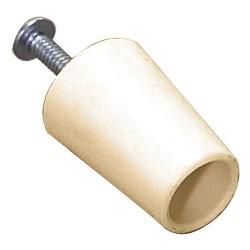 Tope persiana 40mm marfil (caja 50u)
