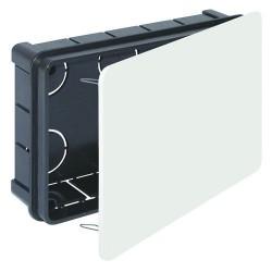 Caja empotrar registro c/t 160x100x45 gm