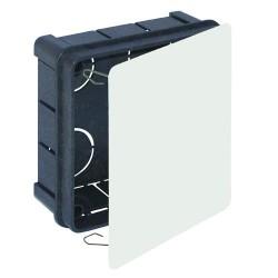 Caja empotrar registro c/t 100x100x45 gm