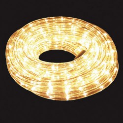 Luces navid.tubo luz blanca ext-ip44 10m