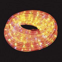 Luces navid.tubo luz colors ext-ip44 10m