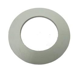 Junta plana blanca valvula 80mm