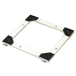 Soporte frigorifico c/ruedas extensible