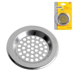 Filtro cestillo lavabo-fregad inox 8cm
