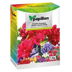 Abono gran.papillon geranios/flores 1kg