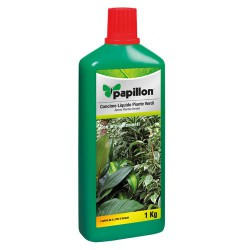Abono liq.papillon plantas verdes 1kg