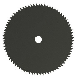 Disco desbroz.gasol.universal 80di.25cm