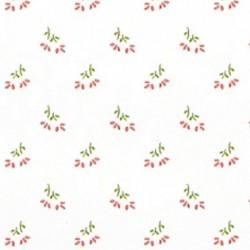 Lamina adhesiv mini flores 45cmx20m