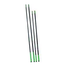 Vara aceituna p.fibra vidrio 2,50mt.