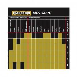 Guías de cinta Proxxon