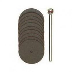 Discos de corte de corindón aglomerado 22 mm. Proxxon