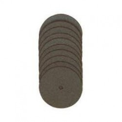 Recambio discos de corte de corindón aglomerado 22 mm. Proxxon