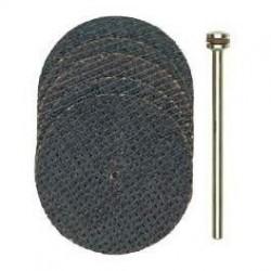 Discos separadores de alúmina con refuerzo 38 mm