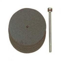 Discos de corte de corindón aglomerado 38 mm. Proxxon