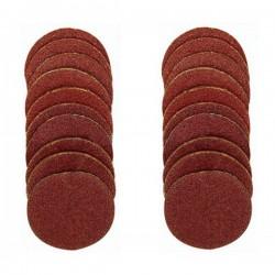 Lija adhesiva fabricadas Corindón normal granos 120 y 150 Proxxon