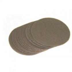 Discos de grano lija super fina Proxxon 50 mm (12 u)