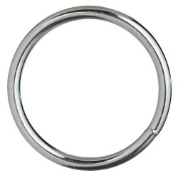 Anilla zincada 3,4x25 mm.(bolsa 500 u.)