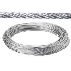 Cable galv. 10mm(ro 100mt) no elevacion