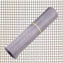 Tela mosquitera alum.18x14/ 80 ro. 30mt