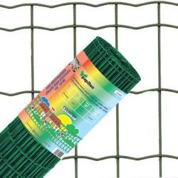 Malla plast.country100x50 100cm ro.25mt