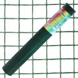 Malla plast.corral 13x13/100  ro. 10mt.