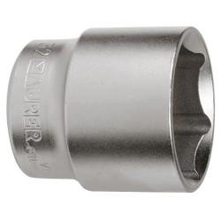 Llave vaso maurer 1/2 hexagonal 24mm.