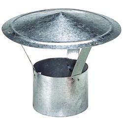 Sombrero galv.p/estufa 150