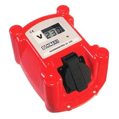 Protector para Generador Solter Inverkontrol V-230