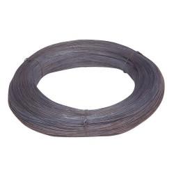 Alambre recocido rollo 25kg nº 8-1,3 mm.