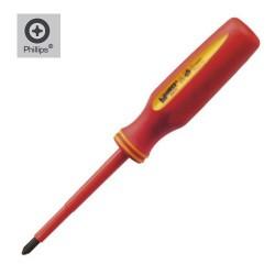 Destornillador maurer seg. ph. 1 / 80 mm