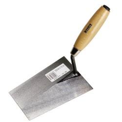 Paleta maurer m/madera 341-b/180 mm.