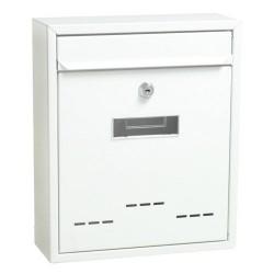Buzon saturnia square 31x26x9,0cm.blanco