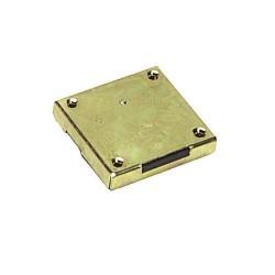 Cerradura mueble sin llave 42/20 mm.