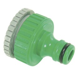 """Adaptador mang.plast 3/4-1/2"""" h. blister"""