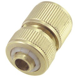 Conector mang laton 1/2-stop