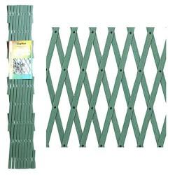 Celosia pvc verde 4x1
