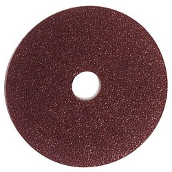 Disco lija hierro maurer 125x22 gra.100