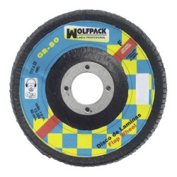 Disco laminas wolfpack circo.115x22 g 60