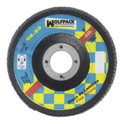 Disco laminas wolfpack circo.115x22 g 80