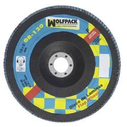 Disco laminas wolfpack circo.178x22 g 60