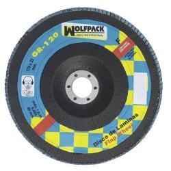 Disco laminas wolfpack circo.178x22 g 80