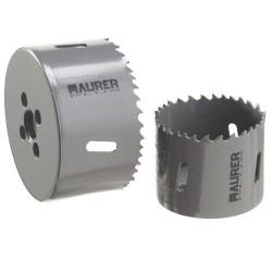 Corona de sierra maurer bimetal 25mm.