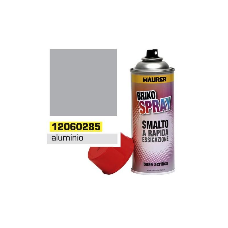 Spray maurer aluminio 400ml - Pintura para aluminio en spray ...