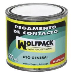 Pegamento contacto wolfpack 500 cc.