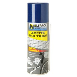 Aceite mult triple acc wol spray 270 gms