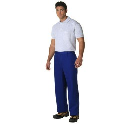 Pantalon trabajo maurer azul t.46