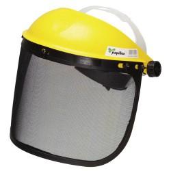Protector facial papillon+arnes(rejilla)