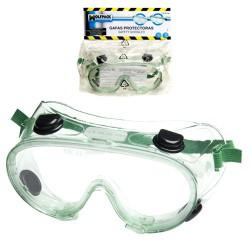 Gafas protec.hom.en166 c/valvulas