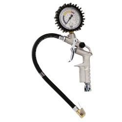 Pistola inflado neum.c/manometro maurer